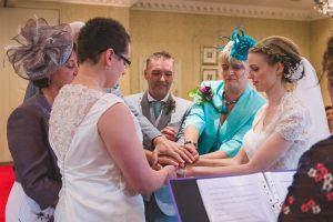 Yorkshire Celebrant Wedding