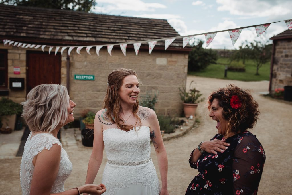 Yorkshire Wedding Blog – A Wedding Musical by a Yorkshire Celebrant!
