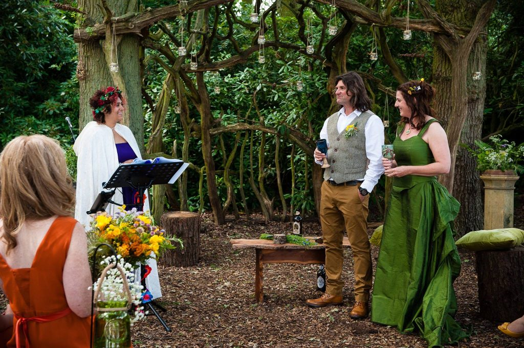Ten Reasons to Choose a Wedding Celebrant
