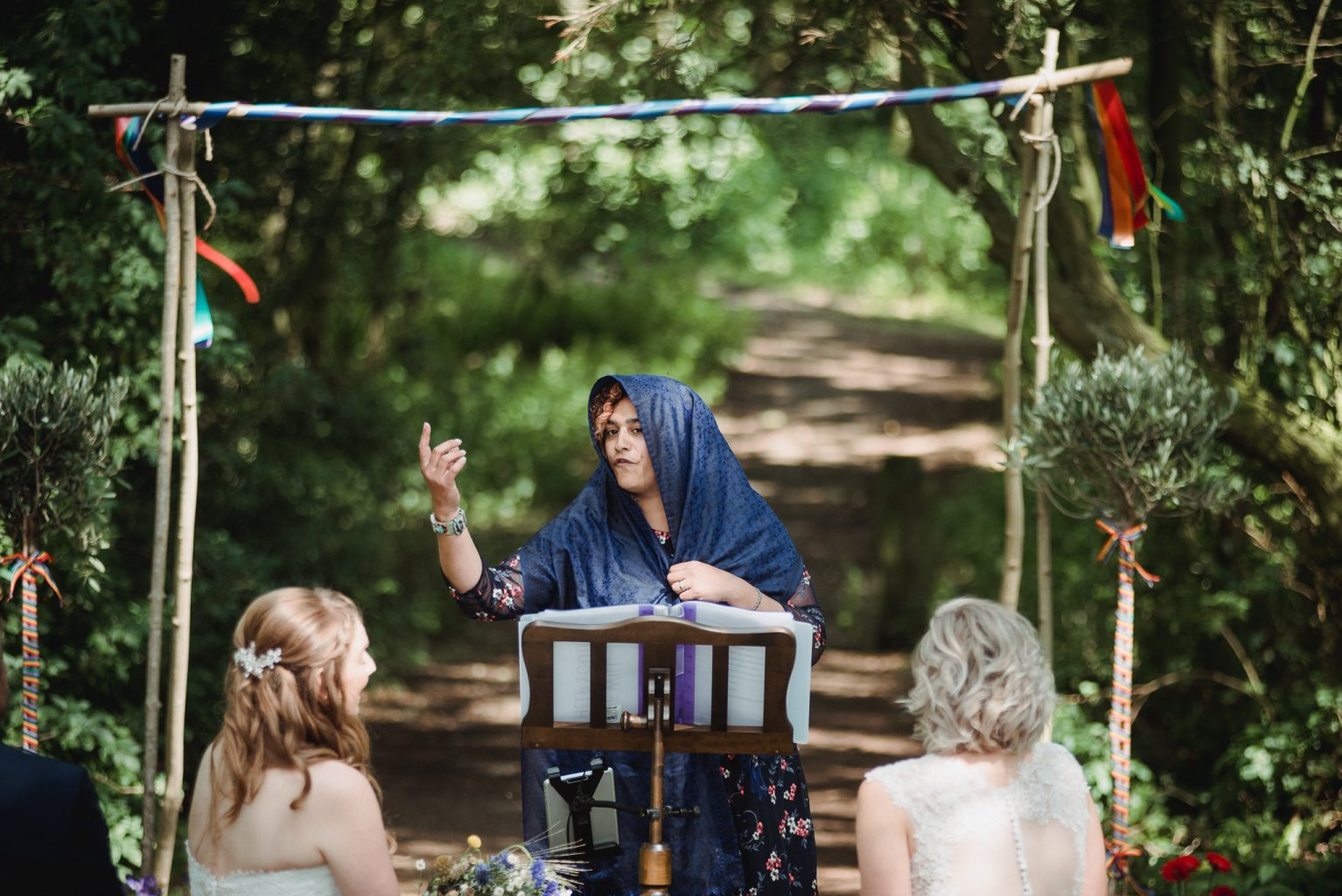 Yorkshire Wedding Celebrant Themed ceremony