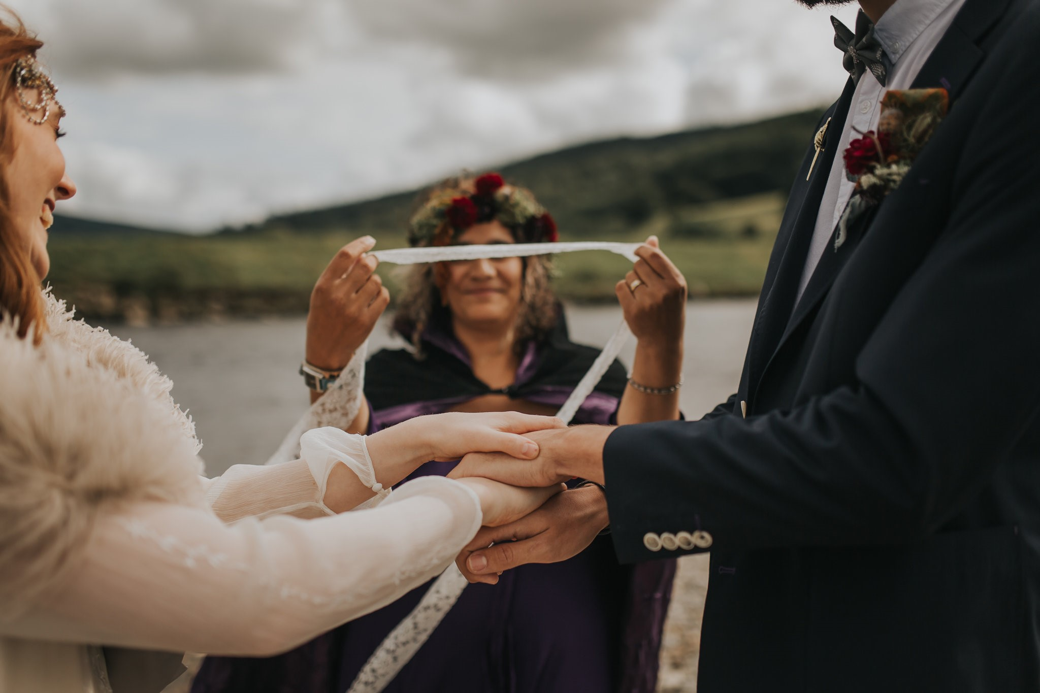 Yorkshire Celebrant Handfasting Game of Thrones