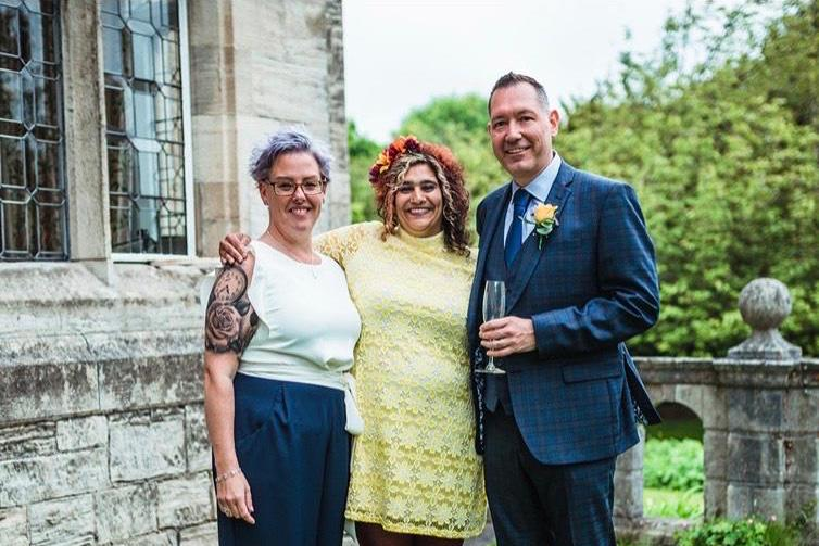Yorkshire celebrant Renewal of vows