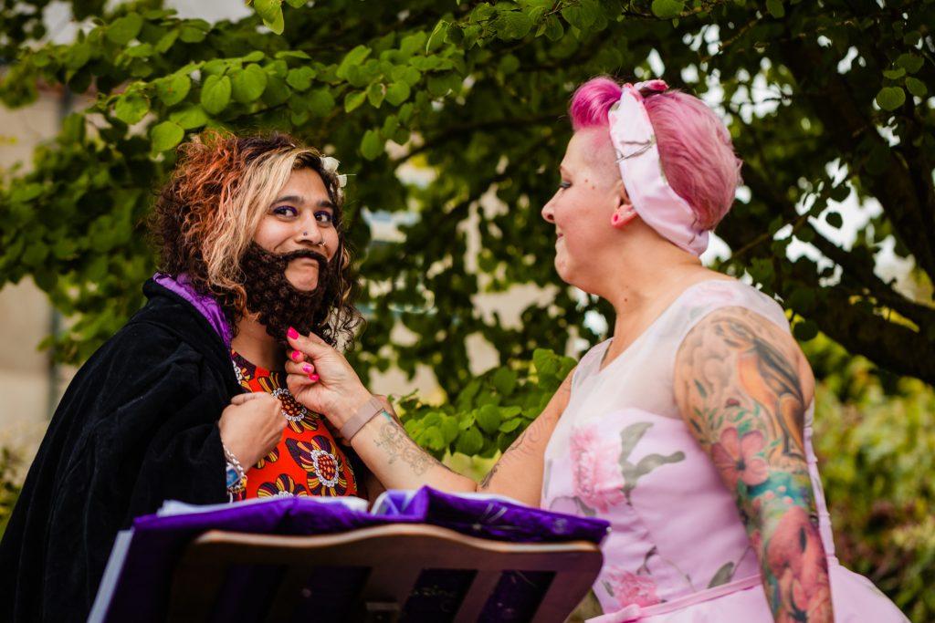 Rock n Roll Bride Celebrant Alternative Wedding