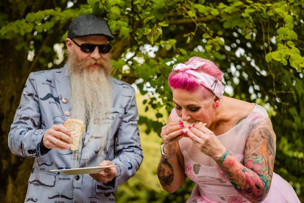 Symbolic Ceremony Alternative Wedding Celebrant