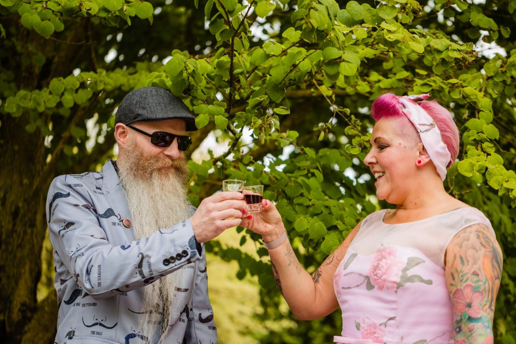 Alternative Wedding Celebrant