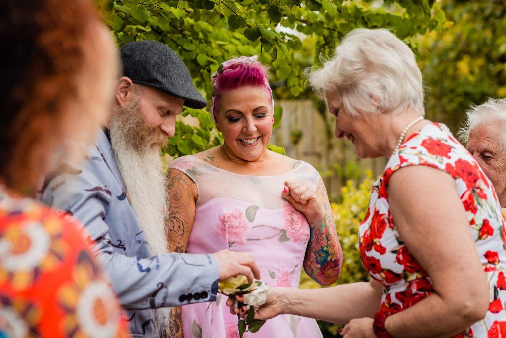 Wedding Celebrant Traditional Ceremony