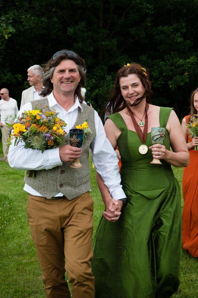 Woodland Wedding Parade @Escrick Park