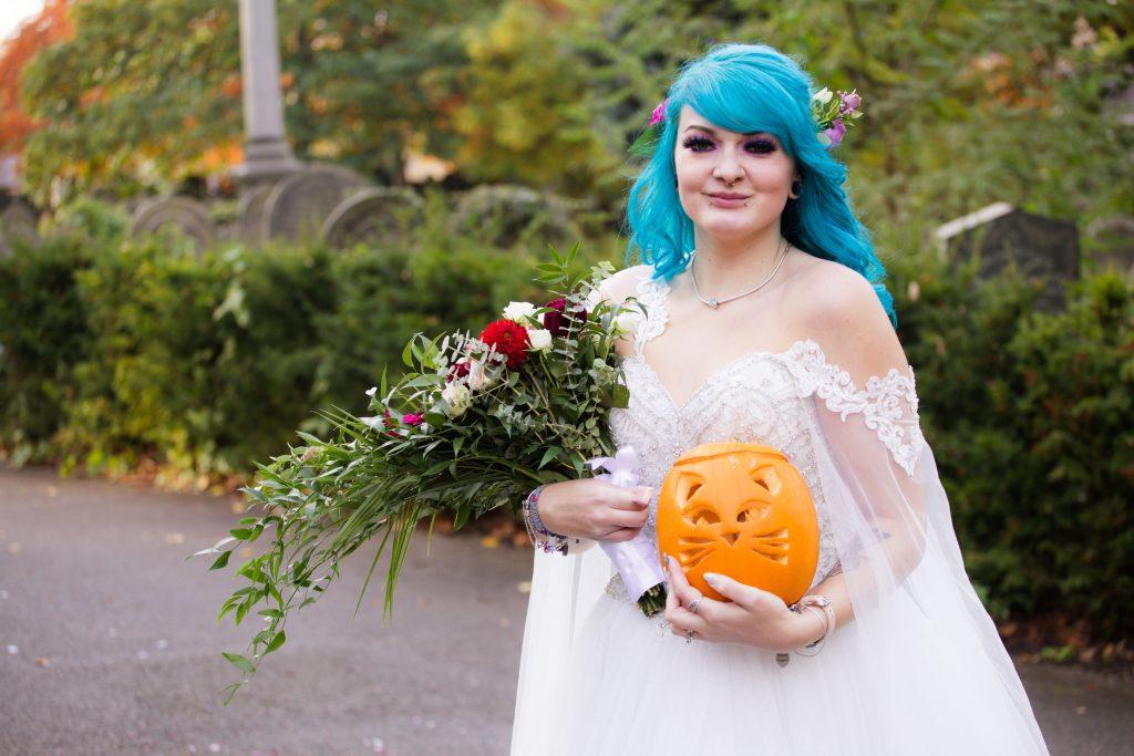 Yorkshire Celebrant Themed Wedding