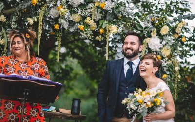A Yurt Wedding in Yorkshire -York Wedding Venue